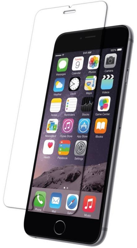 Захисне Скло Remax для iPhone 6/6S Plus +Плівка на задню панель Прозорий