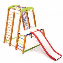 Шведська стінка дитяча Малюк - 2 Plus 1-1, фото 3