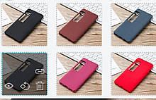 Матовый силиконовый Soft-touch чехол для Meizu Pro 7 Plus / Стекло есть в наличии /