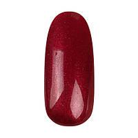 Coutur Queen Heart №826, 5 мл (Ярко-бордовый с микро-блеском, плотный)