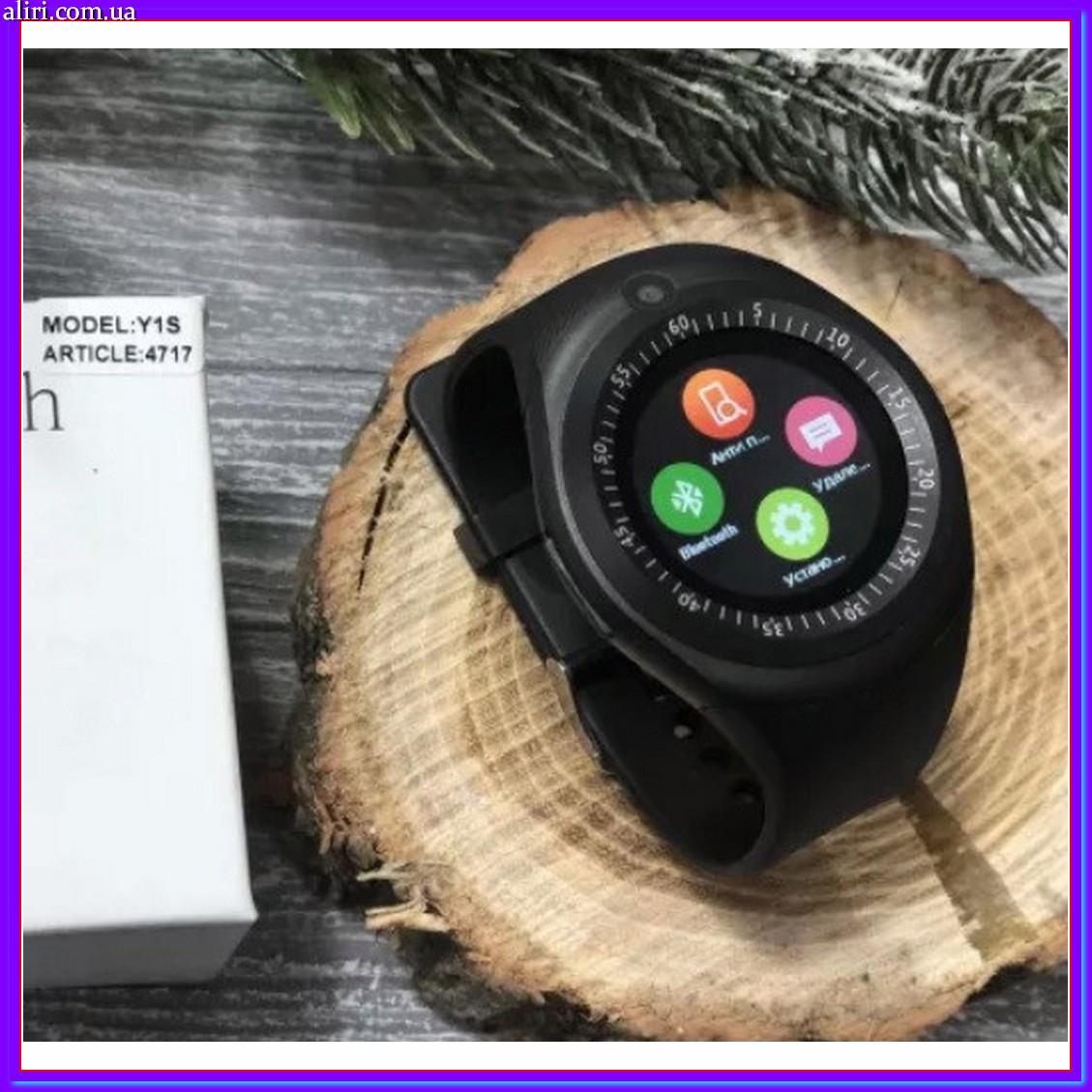 Многофункциональные умные часы Smart Watch Y1S со слотом под SIM карту, смарт часы