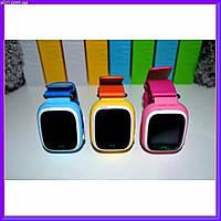 Детские умные смарт часы Q90 Smart Baby Watch с GPS , фото 1