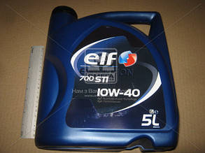 Масло моторн. ELF Evolution 700 STI 10W-40 (SN) (Канистра 5л)