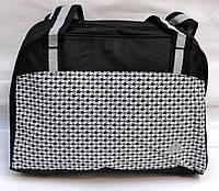 Женская спортивная сумка adidas черная