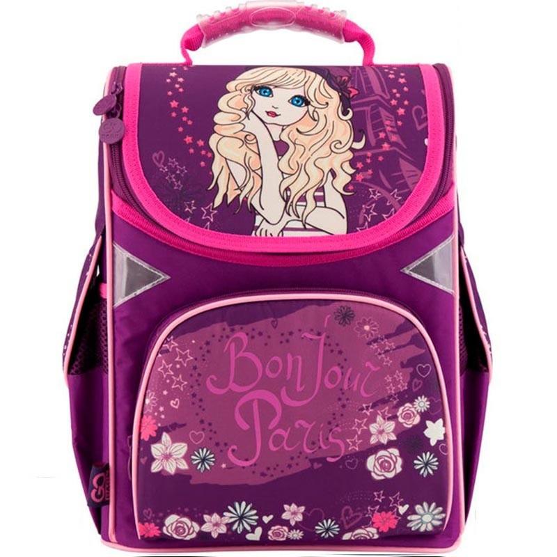 Рюкзак школьный каркасный 5001S-3