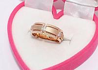 Золотое обручальное кольцо 00137-Ц