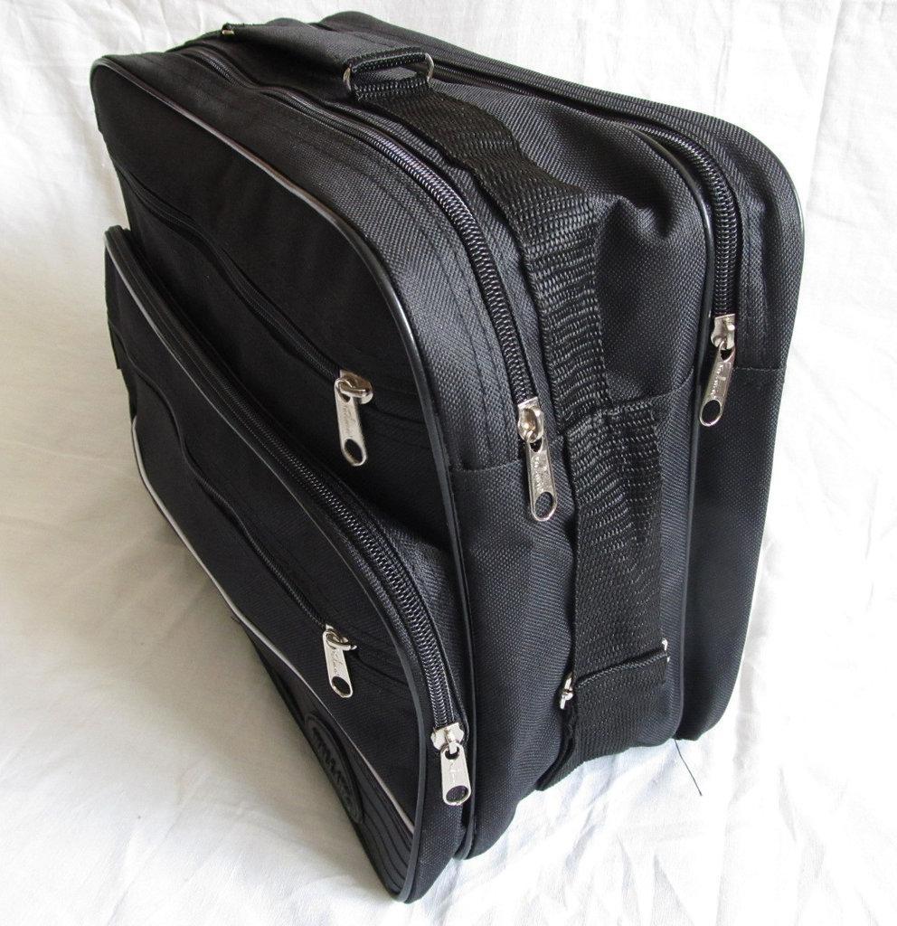 b34cdc5cd076 Мужская сумка Wallaby 2650 черная барсетка через плечо папка портфель А4  35х26х17см, цена 185 грн., купить в Харькове — Prom.ua (ID#882478242)