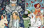Нас вызывает Дед Мороз, или История о Капельке. Данилова И, фото 5