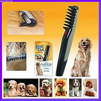 Расческа для собак и кошек Knot Out (Кнот Аут), Расческа для длинношерстных животных