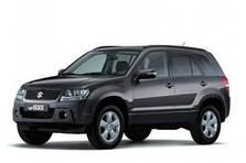 Боковые подножки Suzuki Grand Vitara (2005-2011)