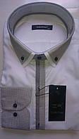 Рубашка батал с длинным рукавом DERGI, код 3138-2