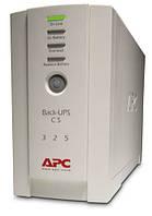 Бесперебойник APC Back-UPS CS 325VA бу