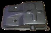 Глушитель мотокоса 40, фото 2