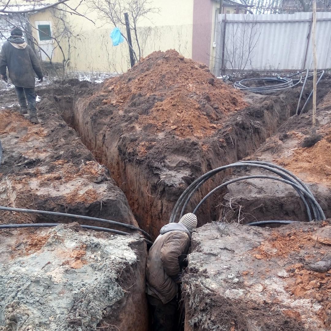 Буріння свердловин для теплових насосів Харків