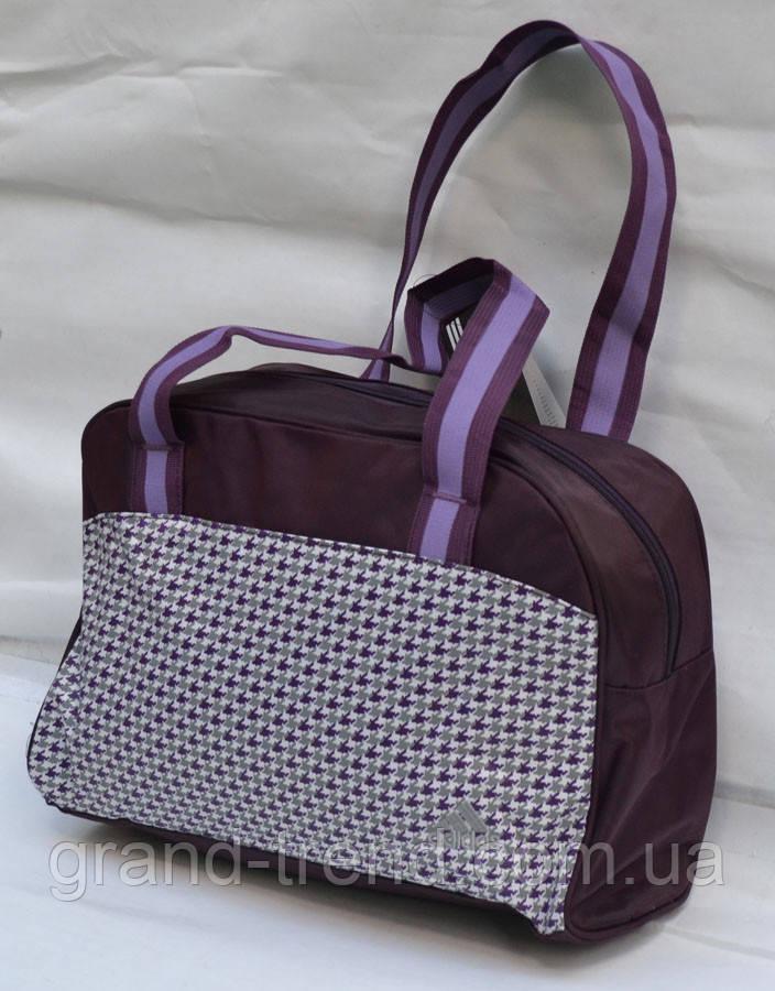 c76e513b1fc7 Женская спортивная сумка adidas сиреневая - интернет магазин GRAND-TREND в  Хмельницком