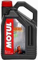 Motul 800 2T Off Road (4л) Синтетика масло для 2-х тактных двигателей мотоцикла