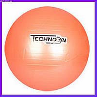Мяч для фитнеса-65см MS 0982 оранжевый, фото 1