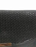 Модная маленькая женская сумка. Сумка клатч женская через плечо/черная/Сумки, фото 3