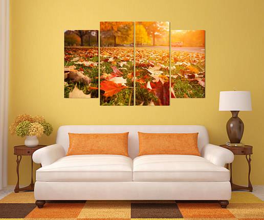 Модульная картина Осень, фото 2