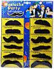 Карнавал — Накладные усы для вечеринок (mustache party)
