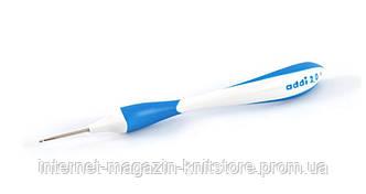Гачок Addi   ергономічною ручкою 16 см   2 мм
