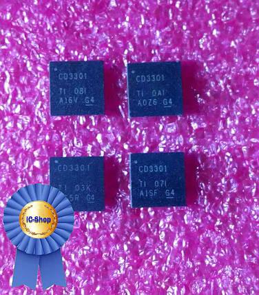 Микросхема CD3301RHHR ( CD3301 TI ), фото 2