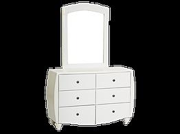 Туалетный столик Potenza Signal белый
