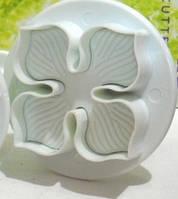 """Плунжер кондитерський для мастики, марципана, тіста  """"Квітка"""", 3.8 см"""