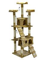 Игровой комплекс для кошки 170 см Pethous-DR205