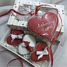 Прянички валентинки с пожеланиями, фото 2
