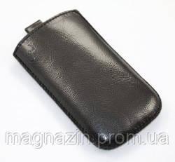 Элегантный чехол для вашего Samsung duos c3752 (Кожезаменитель).