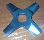 Нож для мясорубки Zelmer   №5/2 (двусторонний) подходит на браун 7000899