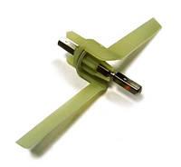 Нож-вертушка держатель дисков для кухонного комбайна Bosch, Бош, Siemens, Сименс,091027