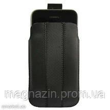 Элегантный чехол для вашего Samsung duos c3752 (Кожезаменитель)., фото 2
