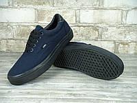 Кеды мужские Vans Era Full Black