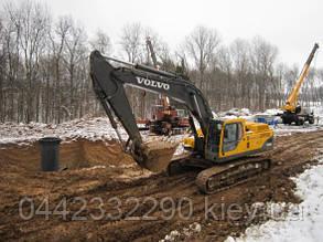 Разработки грунта в Киеве