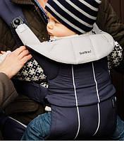 Самые удобные в мире рюкзаки-кенгуру BabyBjorn Comfort Carrier