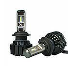 Комплект светодиодных  LED ламп T6-H7 Turbo LED, фото 2