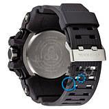 Часы наручные | Годинник наручний Casio G-Shock GG-1000 Black-White (Черный), фото 2