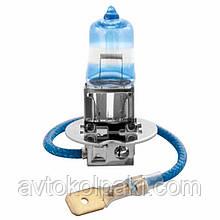Галогенна авто лампа BREVIA H3 12V 55W PK22s Max Power+100% CP
