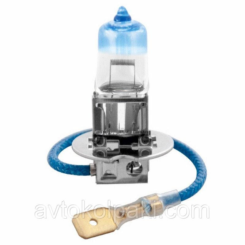 Галогенная авто лампа BREVIA H3 12V 55W PK22s Power Ultra+60% CP