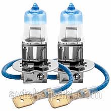 Галогенна авто лампа BREVIA H3 12V 55W PK22s Power Ultra+60% S2