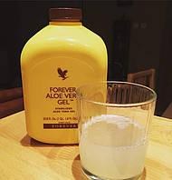 Питьевой Гель Алоэ Вера Для Улучшения Пищеварения, Форевер США, Aloe Vera Gel Forever