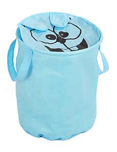 Мешок для хранения игрушек, 35 * 40 см, Зоопарк, Заяц (с крышкой)