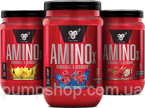 Аминокислоты BSN  Amino X 435 г ( США ), фото 3