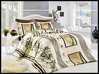 Комплект постельного белья First Choice бамбук Loca евро (kod 3199)