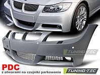 Бампер передний BMW E90/E91 М-pakiet