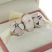 Подарочный набор шармов из серебра 925 пробы пандора (pandora)