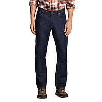 Джинсы Eddie Bauer Mens Flex Jeans Slim Fit DK WASH 32-32 Синие (792 959960d0d1da2