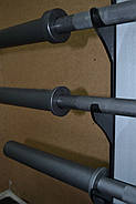 Гриф для штанги 1.5м прямой (10 кг), фото 2